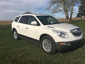 Buick Enclave ctl