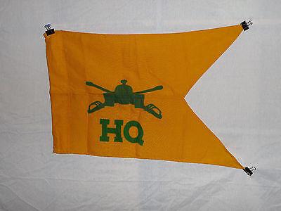 flag253 Vietnam Armored Cavalry HQ Head Quarters Guide On