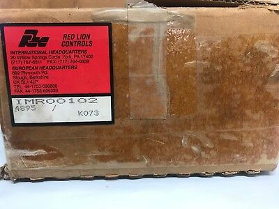 Red Lion Controls Imr00102 Surplus New In Factory Packaging