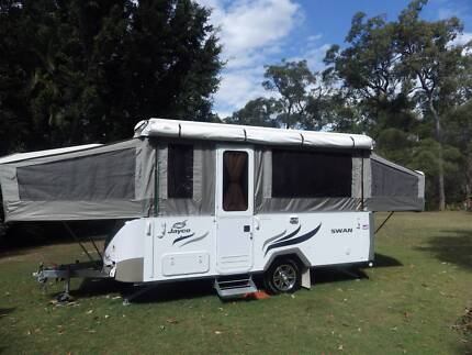 2012 JAYCO SWAN CAMPER Burpengary Caboolture Area Preview