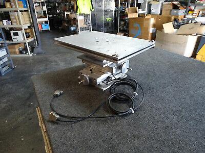 Velmex 4800 Series Xy Rotary Table A4872ts-tl W 20x14 Platform