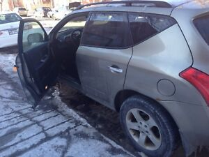 Nissan Murano 2004 for sale