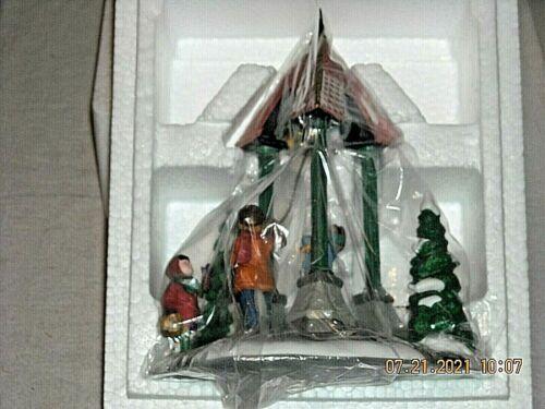 DEPT 56 HERITAGE VILLAGE CHRISTMAS BELLS 1996 SPECIAL EVENT PIECE 98711