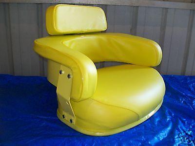 3 Piece Yellow Seat Assembly John Deere 3010302040204320502060307520 Ex
