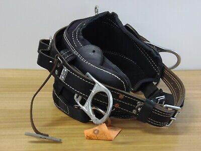 Bashlin Lineman Belt Pole Climbing D23 0215 Easy Rider Q88gx4dmp 600 Retail