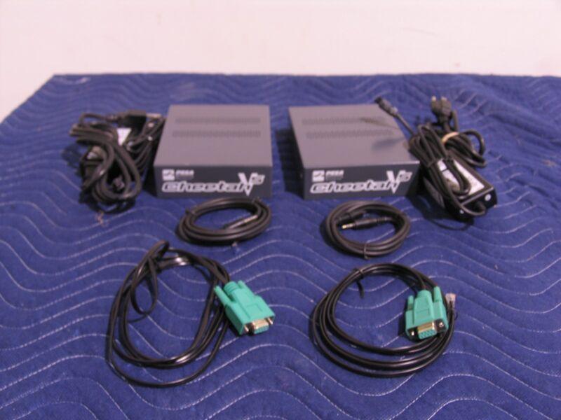 Pesa CHEETAH V5 DVI/RGBHV Extender Over Single BNC