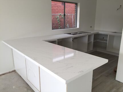 Marble & Granite stone bench tops