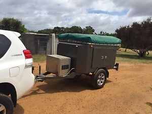 Top quality Licenced camper trailer Swan View Swan Area Preview
