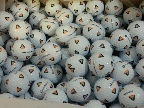 6 Dozen New Taylormade TP5x PIX Practice Golf Balls TP-5x Practice 72 Balls 6DZ