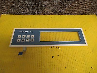 TECHNOTRANS 2.01 KEYBOARD COVER 08.12.04