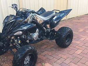Yamaha raptor 700 2012 limited edition  quad bike & trailer available Perth Perth City Area Preview