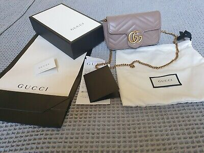 Gucci Super Mini Marmont bag