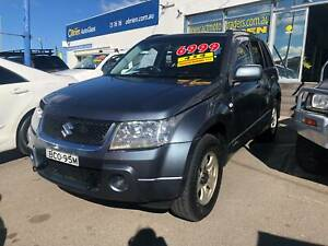 2007 Suzuki Grand Vitara TREKKER Manual SUV Fyshwick South Canberra Preview