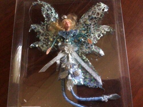 Fairy Doll Ornament, KF0505, 8 inch