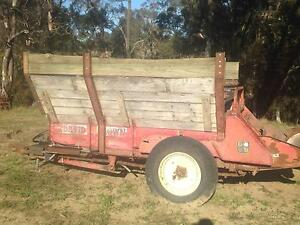 David Brown Manure Spreader Bargo Wollondilly Area Preview
