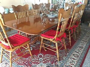 x8 dining chairs (near new) Edgecliff Eastern Suburbs Preview