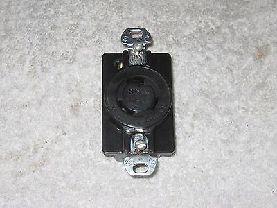 Hubbell Hbl2310 Twist Lock Receptacle 20amps 2 Pole 3 Wire L5-20r