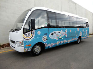 2008 HINO OMNIBUS | 36 Seater Bell Park Geelong City Preview