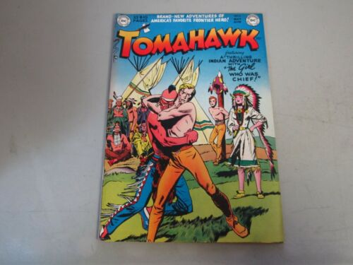 Tomahawk #5 Comic Book 1951