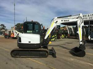 BOBCAT E60 Excavator - PRICE REDUCED!! MUST GO Kenwick Gosnells Area Preview