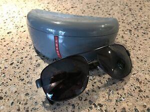 06172ce07291 spain prada pr 13qs cinema sunglasses 2837b a466b  australia prada  sunglasses brand new spr 52p b473a b3d4a