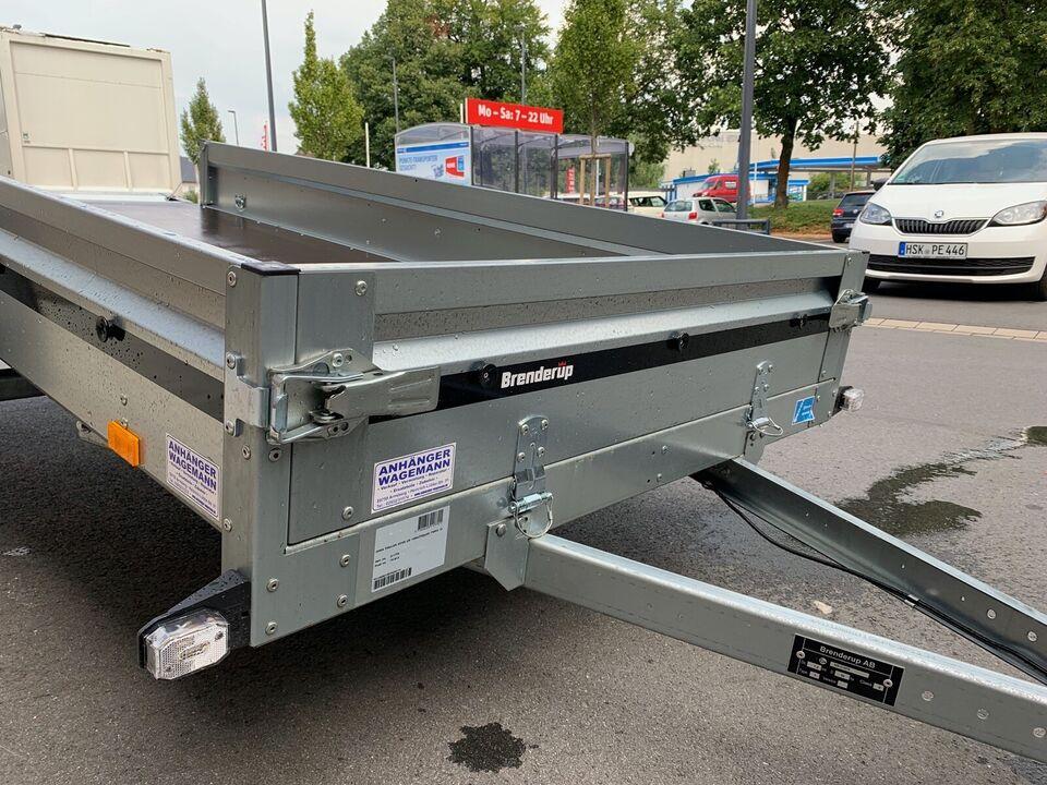 Brenderup 2270 S 750 kg 270 cm Tieflader Anhänger NEU in Arnsberg