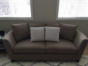 Upton Love Seat and Sofa