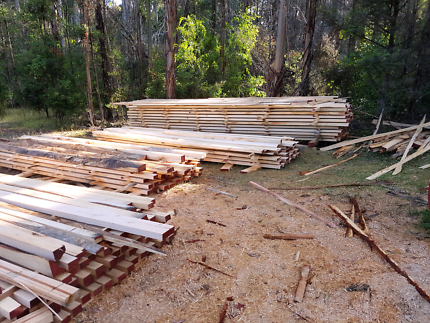 timber hardwood studs, garden sleepers !!etc $2.80pm!!