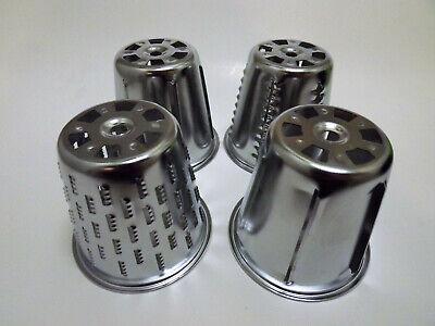 Kitchenaid Rotor Slicer Shredder Cone Replacement Parts Lot of 4 RVSA