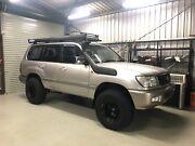 100 series landcruiser Wollongong Wollongong Area Preview
