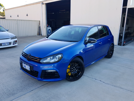 2010 Volkswagen golf R MY11