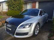 Audi TT Turbo 2.0L Manual Coupe 2009 Greenwith Tea Tree Gully Area Preview