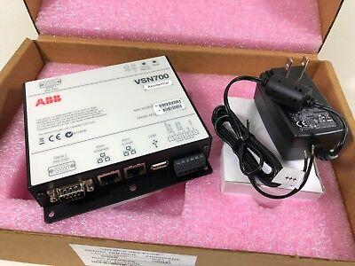 Abb Power-one Meterdatalogger Solar Monitor Inverters Vsn700-01 Brand New