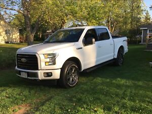 2017 Ford f150 lease take over.