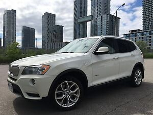 EXCEPTIONAL BMW X3 2011 - PREMIUM PACKAGE