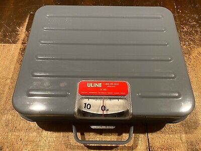Rubbermaid Pelouze 110 Pound Mechanical Package Shipping Scale