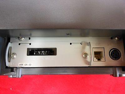 Epson Tm-t88iv M129h Pos Thermal Printer Plus Power Usb Interface U06