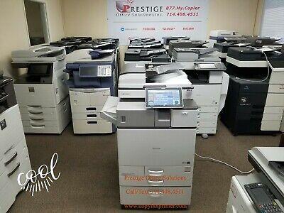 Ricoh Mp C2004 Copier-printer-scanner. Super Low Meter.