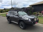 Toyota Landcruiser Prado GXL 6 Speed Automatic New Auckland Gladstone City Preview