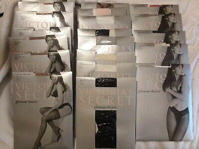 Vintage Victoria's Secret Thigh Highs, Fishnet, Rhinestone, Shimmer, Bridal -