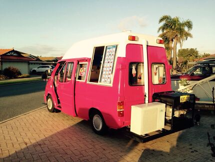 1989 Ford Ice Cream Van  Secret Harbour Rockingham Area Preview