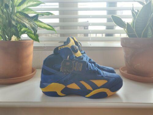 Reebok Pump Shaq Attaq Packer sz 11.5 mens sneakers used V61571