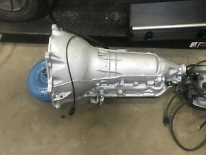 200-4R Transmission with 2500 stall converter (built to 450 Hp)
