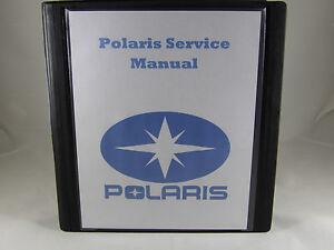Service Manual for 2008 Polaris Ranger 700 4x4 XP