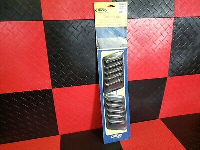 AVS TurboVents Car Fender Air Intake Scoops Turbo Vents Cover 983359