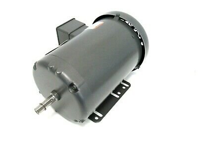 Baldor L3703 General Purpose AC Motor 115//230V Voltage 2Hp Output Single Phase 1140rpm 215 Frame 60Hz TEFC Enclosure
