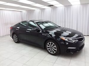 2019 Kia Optima LX+ SEDAN w/ BLUETOOTH, HEATED SEATS / STEERING,