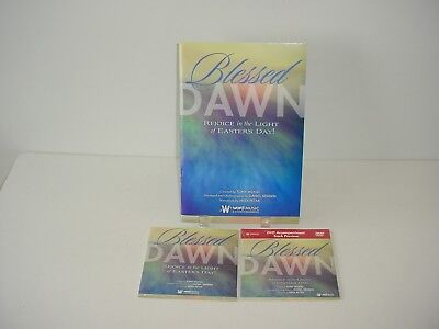 Blessed Dawn Choral Book Rejoice Light Easters Day Music CD and DVD