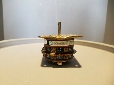 Electroswitch Rotary Switch Series 31 3110c