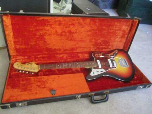 FENDER 1965 JAGUAR Guitar - NEAR SHOWROOM condition!